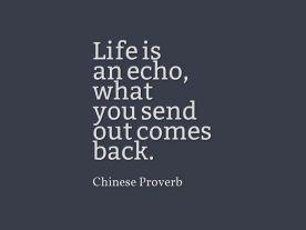 Echo quote